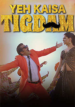 Yeh Kaisa Tigdam Movie Poster